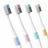 Набор зубных щеток Xiaomi Bass Soft Toothbrush (4pcs/Pack)